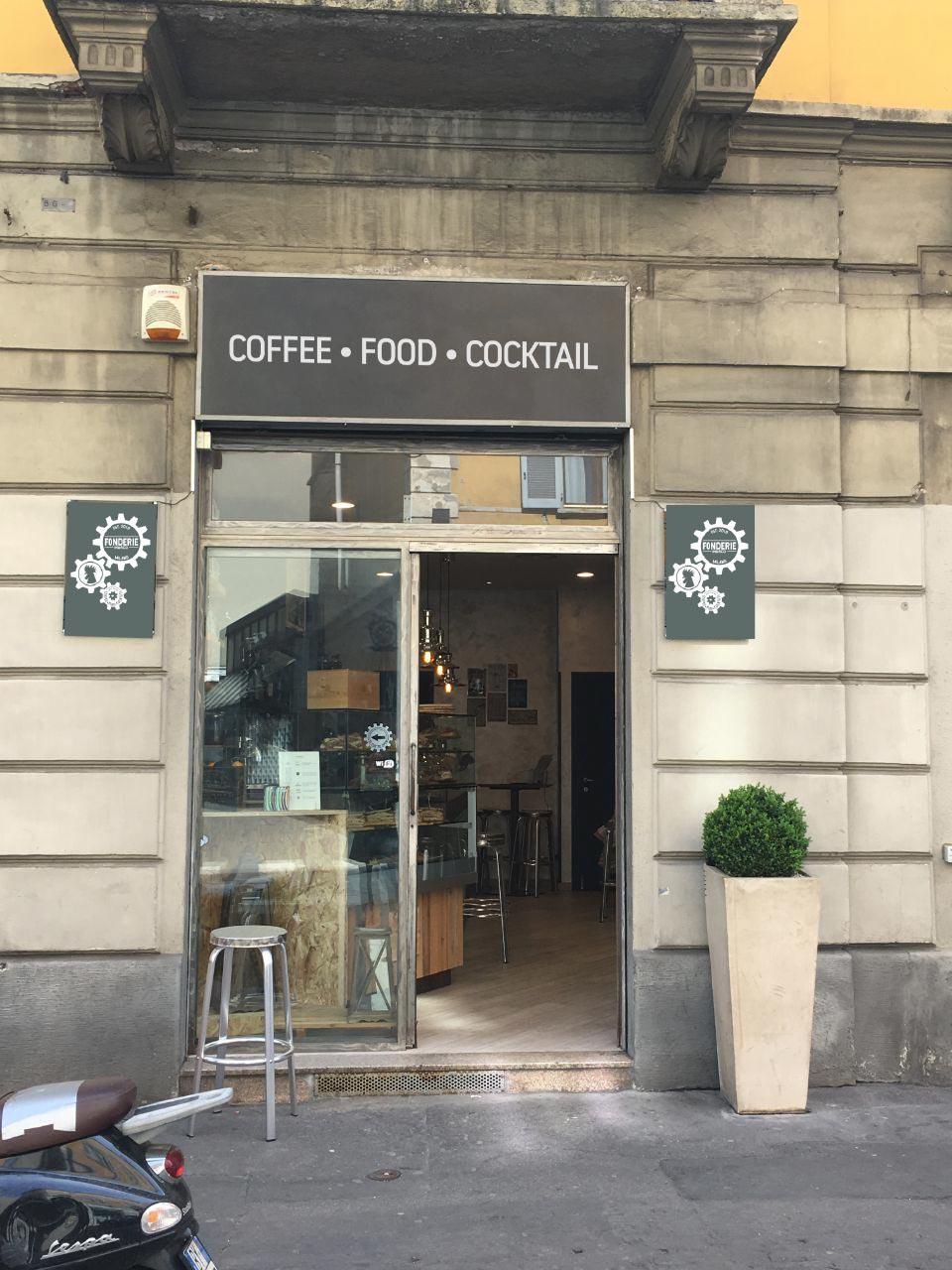 radice coffee food cocktail